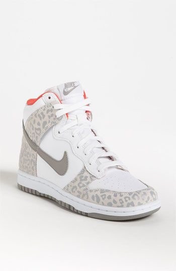 Nike 'Dunk High Skinny' Sneaker     Somewhat LOVE... maybe my new obsession of dress attire, cash with high tops? What is the world coming too? (;