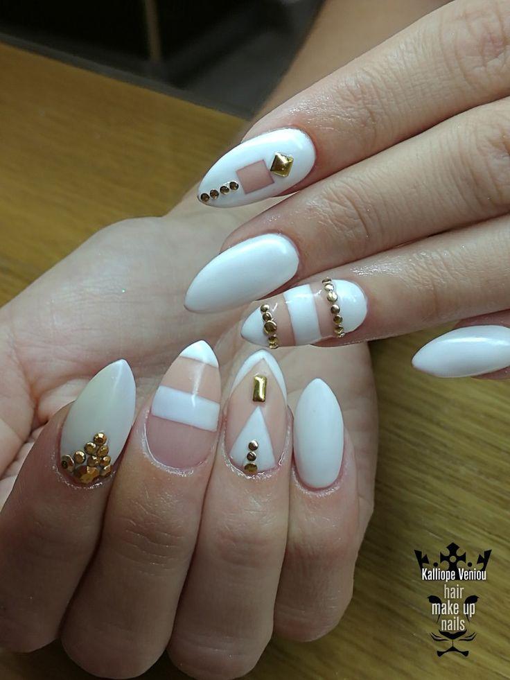 White nails  #nails #nailart #acrylic #white #beauty #fashion #fashionista #special #style #fotooftheday #nailprodigy #nailaholic #nailsalon #nail2inspire #trusttheexperts #beautymakesyouhappy  www.kalliopeveniou. gr