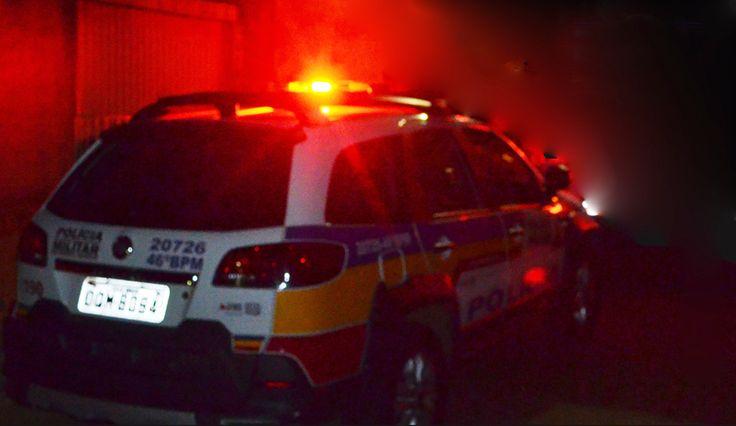 #News  Jovem é preso após arrombar e furtar dinheiro em agência dos Correios em Patrocínio