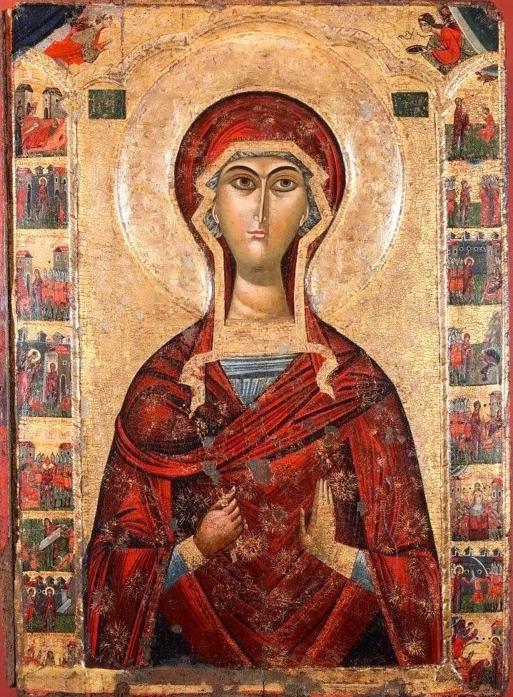 Life of St. Petka of Serbia - October 14