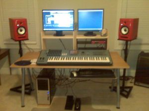Computer Desk For Home Studio