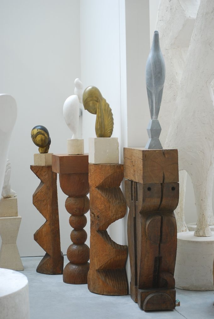 BRANCUSI studio in Paris - love love love love!!!!