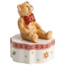 Villeroy & Boch Toys Delight Figurine : Teddy Bear 3 in-20