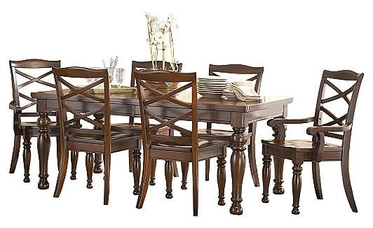 Porter Extension Dining Table From Ashley Furniture LOVE IT