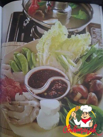 Resep Steamboat Organik, Hidangan Organik Ala Resto, Club Masak