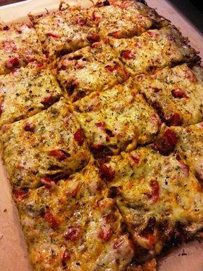 Gluteeniton Herkkutaivas: Pizza Bolognese