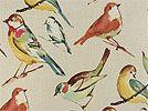 Birdwatcher Summer   Online Discount Drapery Fabrics and Upholstery Fabric Superstore!