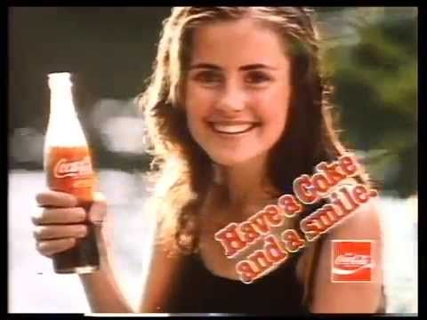 Coca-Cola - Have a Coke and a Smile (1982) - YouTube