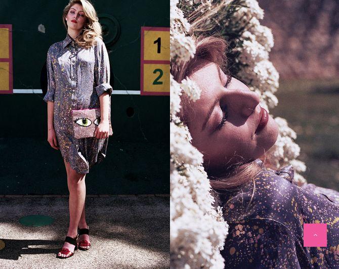 India Harris translates photography into textiles.