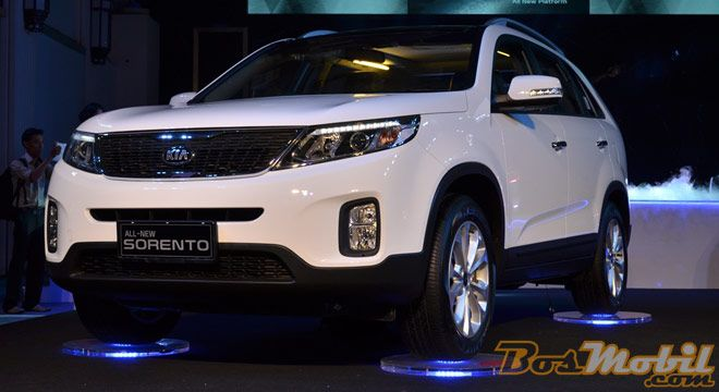 All New KIA Sorento Siap Dijual 600 Unit