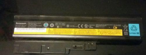 Laptop Battery for IBM Lenovo ThinkPad T60 T61 T61P SL300 SL500 92P1138 40Y6797