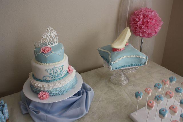 "Photo 3 of 43: Cinderella's Ball / Birthday ""Avery 5th Birthday Ball"" | Catch My Party"