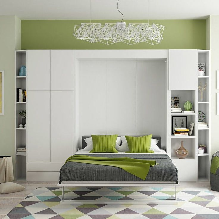 Genius Small Space Solutions: 10 Modern Murphy Beds — Annual Guide 2017