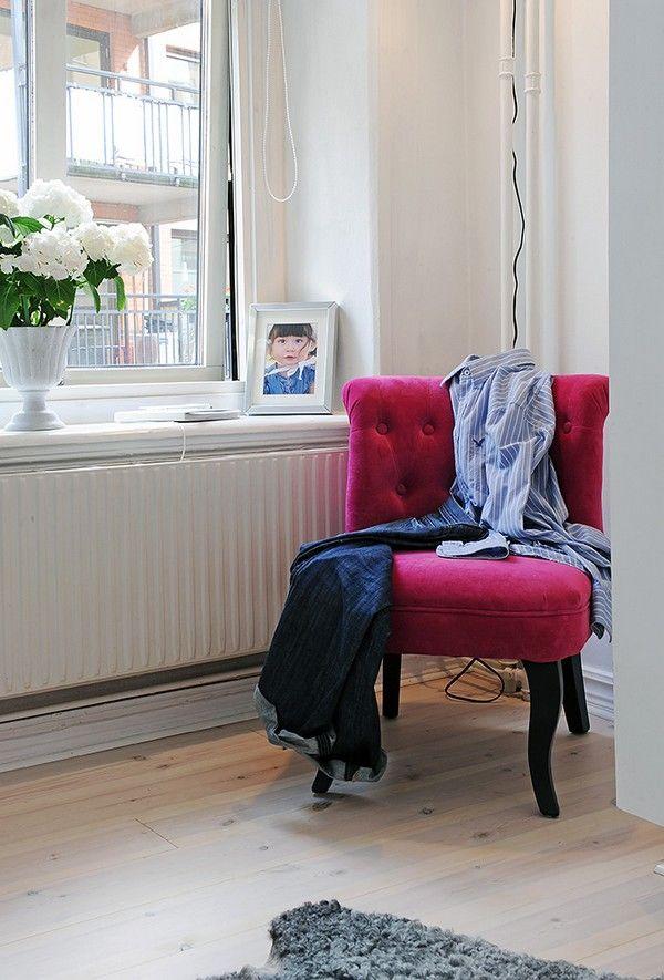 Scandinavian Crib Showcasing an Original and Stylish Design