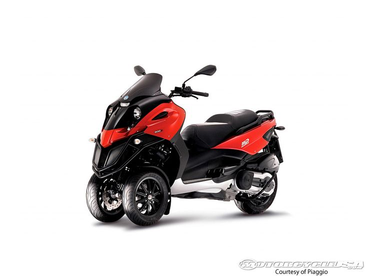 2012 Piaggio Scooter Models Photos - Motorcycle USA