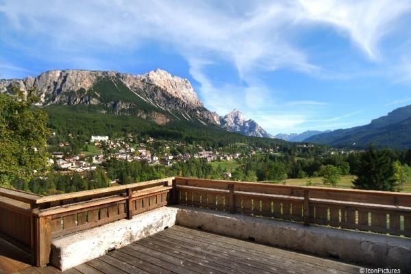 Chalet Vacanza a Cortina d'Ampezzo - 6 Camera/e da letto 4.5 Bagno/i 10 posti letto