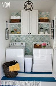 Creative Laundry Room Ideas For Top Loaders