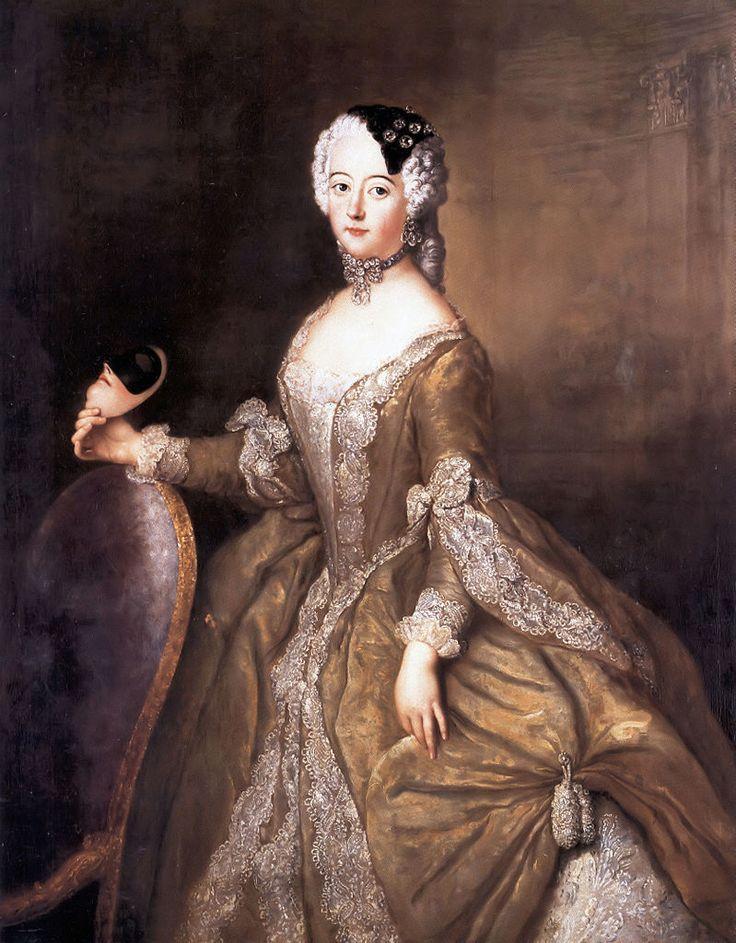 Princess Luise Ulrike of Prussia, Queen consort of Sweden Loviisa Ulriika (1720–1782)  Ruotsin kuningatar vuosina 1751–1771.  kuningas Aadolf Fredrik. Loviisa Ulriika oli Preussin kuningas Fredrik Vilhelm I:n tytär ja Preussin kuningas Fredrik II Suuren sisar. Ruotsin kuningatar hänestä tuli vuonna 1751. Seuraavana vuonna hallitsijapari teki tutustumismatkan Suomeen...kaupungin nimi Loviisa
