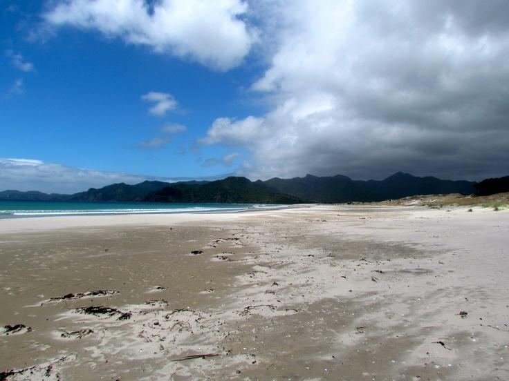 Storm Clouds. Great Barrier Island January 2012. Photo by Sophia Egan-Reid.