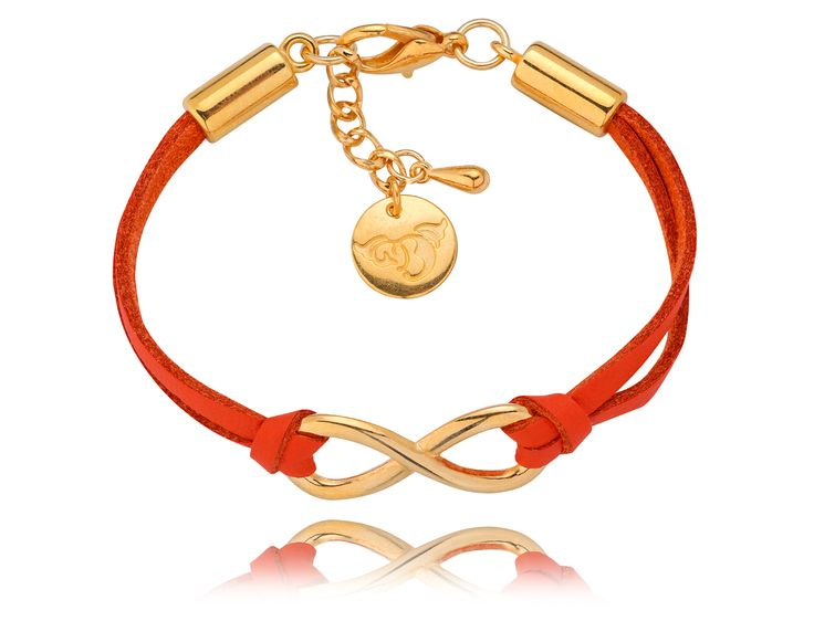 Bransoletka By Dziubeka #bydziubeka #bracelet #infinity #jewelry