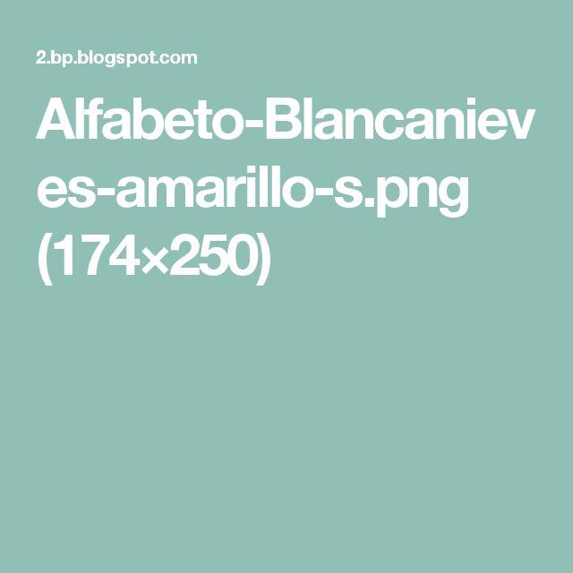 Alfabeto-Blancanieves-amarillo-s.png (174×250)