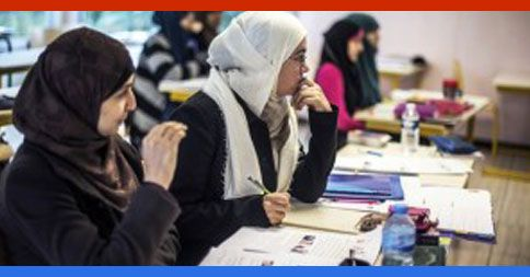 American school forcing girls to follow Muslim dress code, wear head scarves, cover ankles