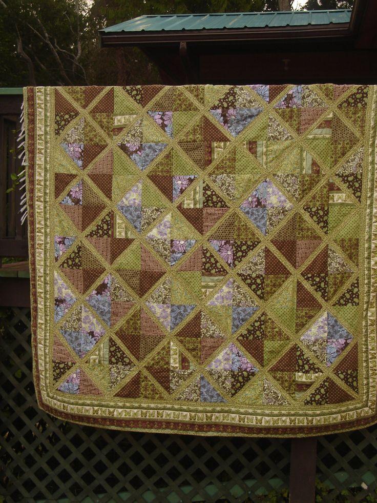 N's wedding quilt