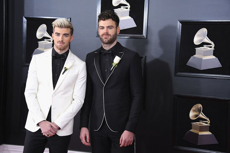 (Steve Granitz via Getty Images) Grammys 2018: The Chainsmokers