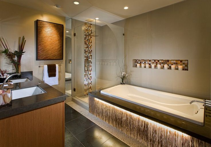 Master Bath Luxury