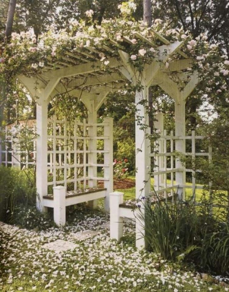 1000 images about arbor ideas on Pinterest Gardens Arbors and