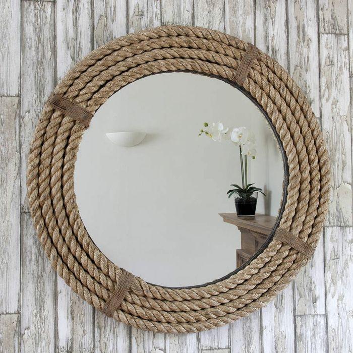 DIY miroir : idées créatives pour une déco unique