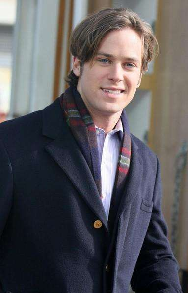 """Armie Hammer's father Michael Armand Hammer owns several businesses, including Knoedler Publishing.    Name:Armie Hammer Born:1986 Birthplace:Los Angeles, California, United States of America Profession:Actor Institution:University of California, Los Angeles, Pasadena City College, Los Angeles Baptist High School Height:6'5"""""""