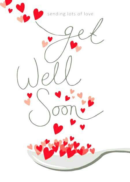 14 best Gute Besserung images on Pinterest   Get well, Get well soon ...