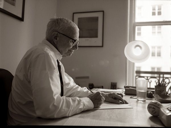 The late, great writing mentor William Zinsser reminds us writing is a vocation, a view of life, a way of being.