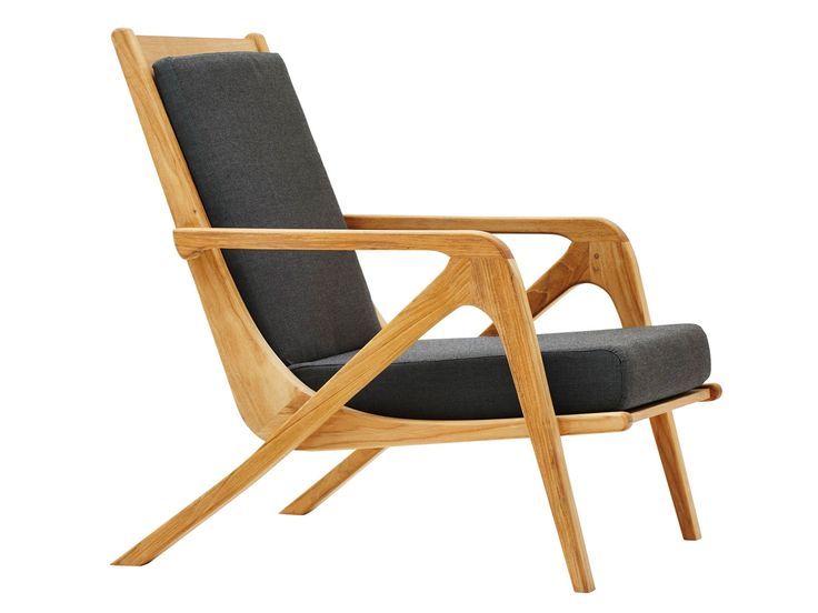 Una Lounge Chair | Jati | Outdoor Furniture