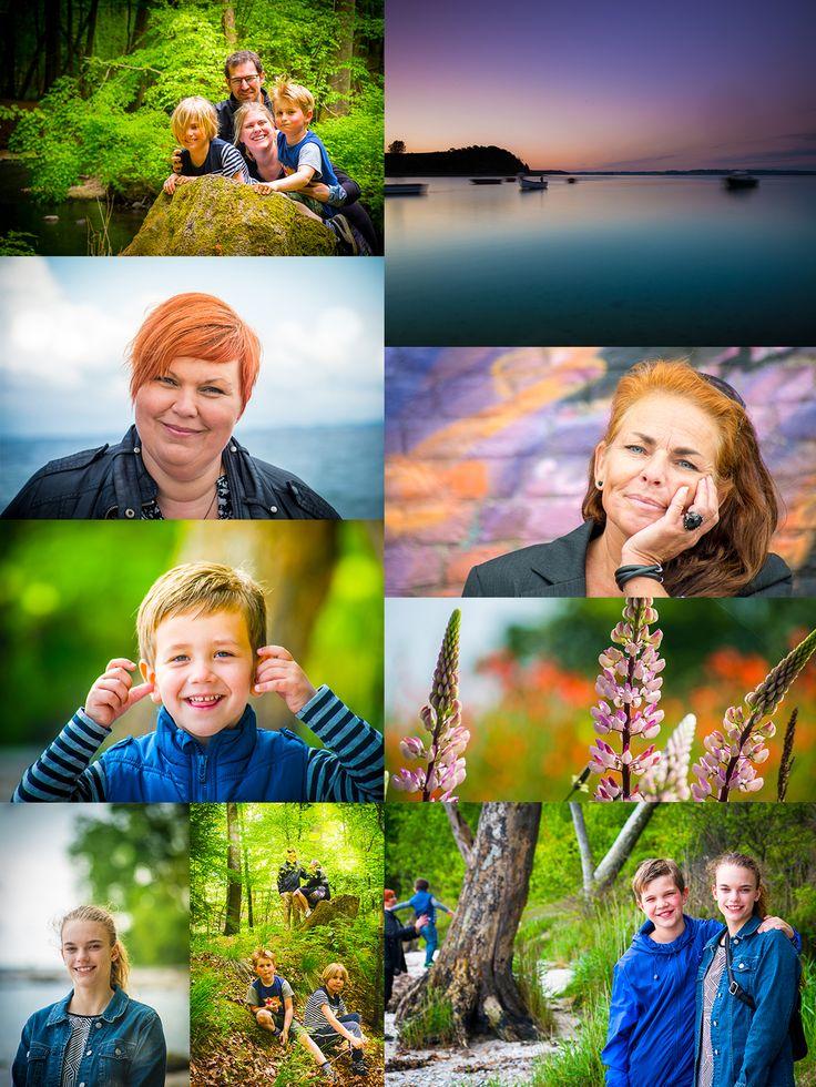 portrætfotografering