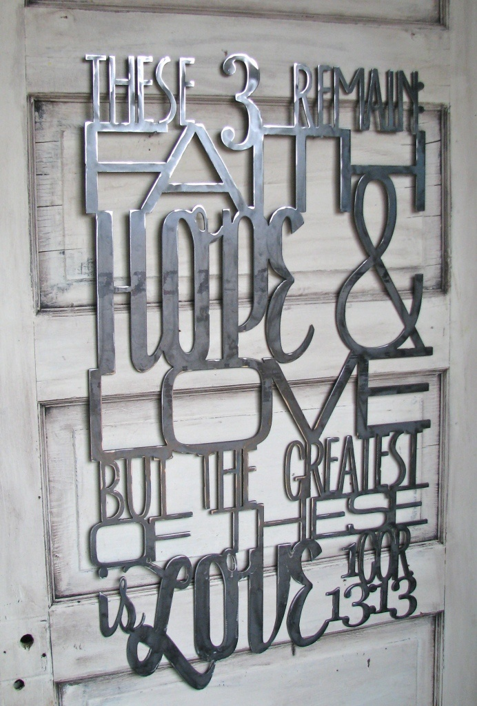 Contemporary Bible verse art. I love it!!!!