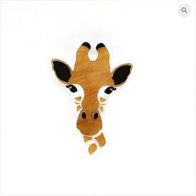 Gloria the Giraffe | June 2017 - Wild Collection | Deer Arrow