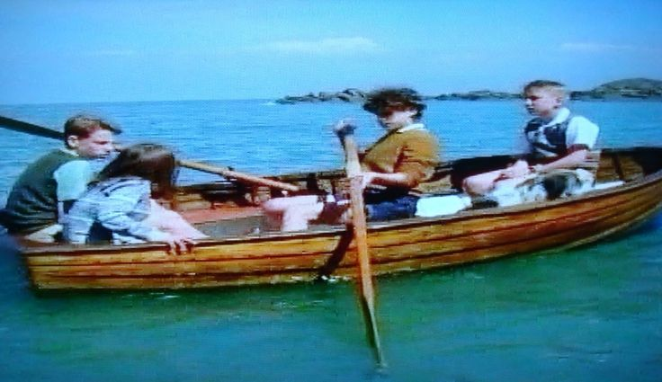 Famous Five on A Treasure Island Part 1