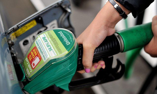ICYMI: Drivers hit by £6million-a-day petrol rip-off