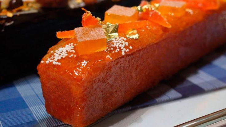 Bizcocho o Pudin de naranja - Osvaldo Gross - Receta - Canal Cocina