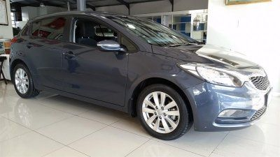 2013 Kia Cerato 1.6 EX 5-Door Western Cape Goodwood_0