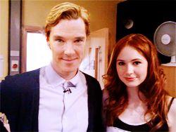 Ginger nerd loves bbc