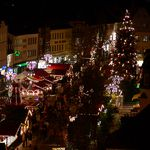 The Brühler Weihnachtsmarkt is the highlight during the Adventszeit! Lots of vendors and Glühwein invite people to shop, drink, eat and be merry!