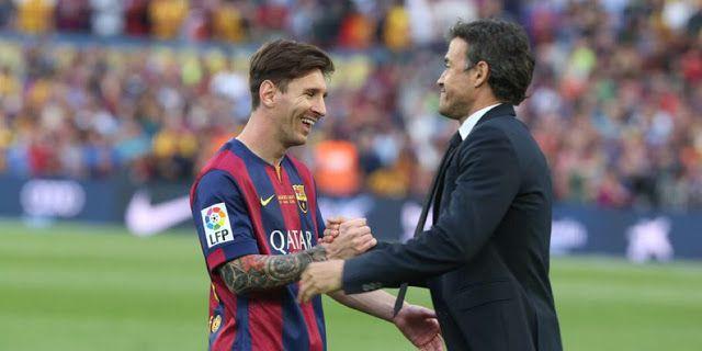 Supersoccer.info - Agen Judi Bola - Akan memberikan informasi seputar Messi Sempat Kesulitan Diasuh Enrique, Lionel Messi mengaku ia sempat merasa kesulitan dengan permainan dan taktik yang diusung oleh Luis Enrique di Barcelona.
