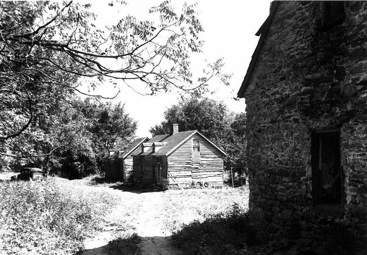 The Slave Quarters of a Plantation…    Down in the... - SEESelf