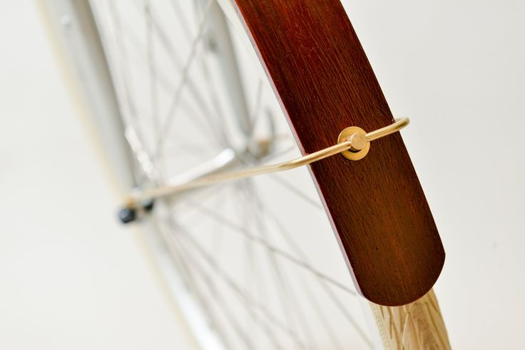 Craft Bicycle - Bamboo fenders