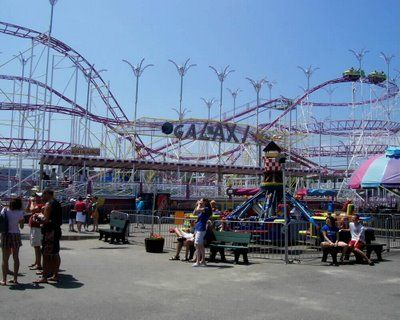 White Swan Park. This was an amusement park in Moon Township, PA that I went to once or twice. It's not there anymore.
