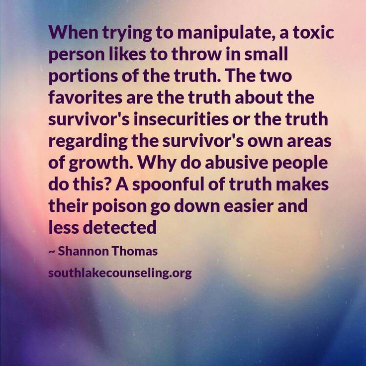 The spoonful of truth makes the lies go undetected