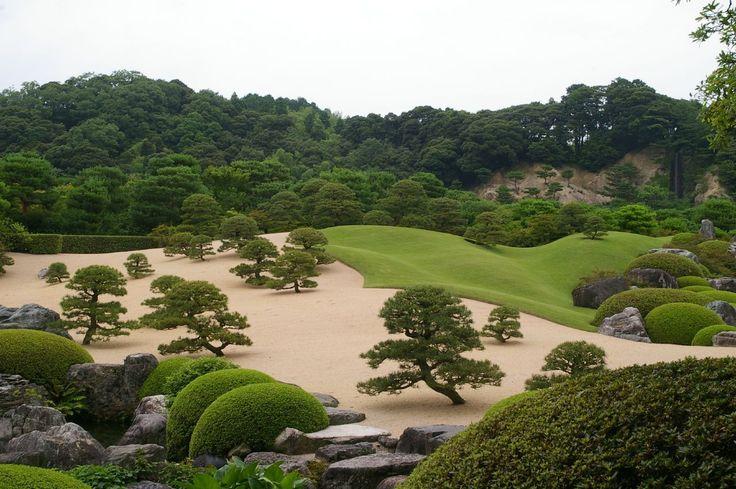 Jardin japonais Adachi Museum